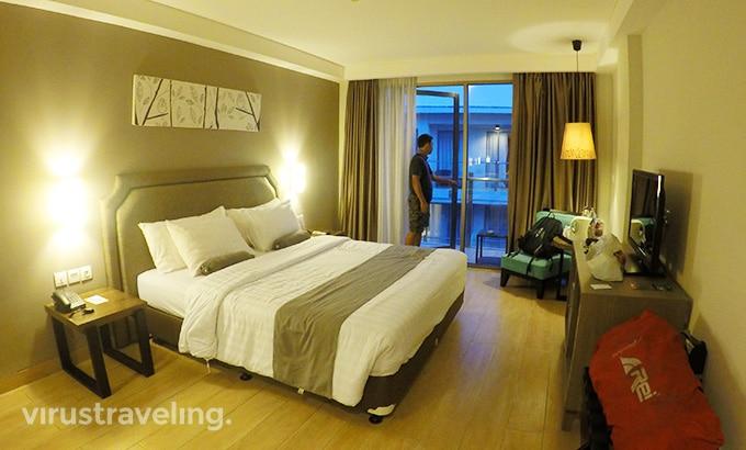 Harper Kuta Hotel Superior Room