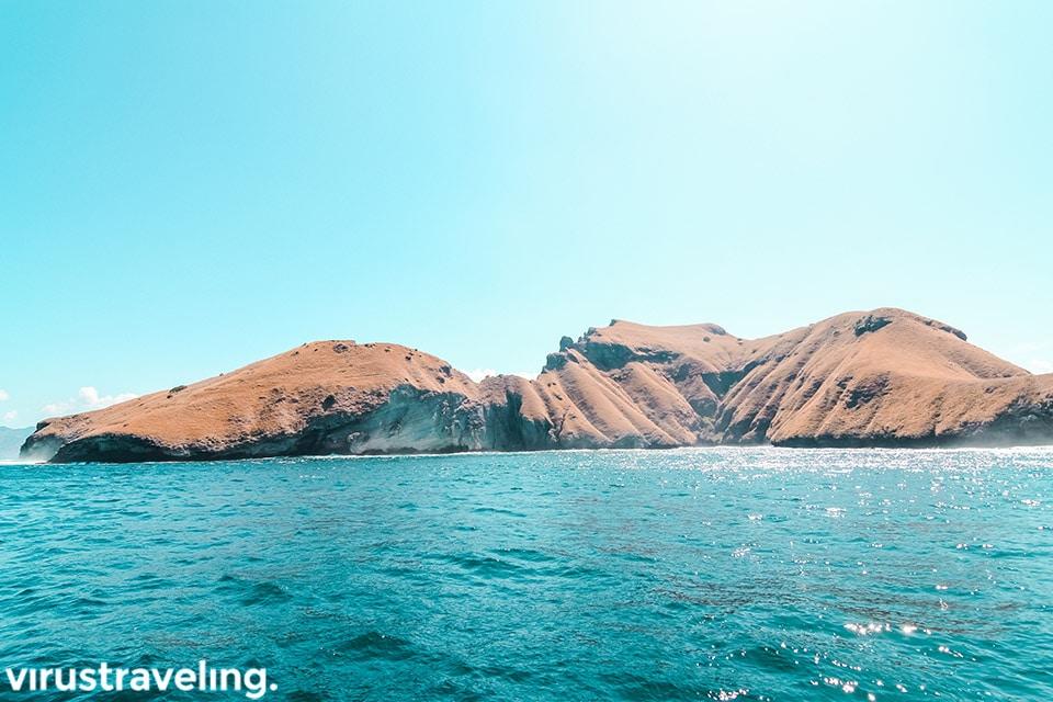 Gugusan Pulau Flores saat Labuan Bajo Trip