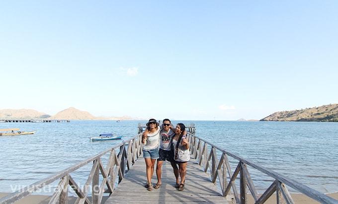 Trip Pulau Komodo dengan Travel Blogger Indonesia