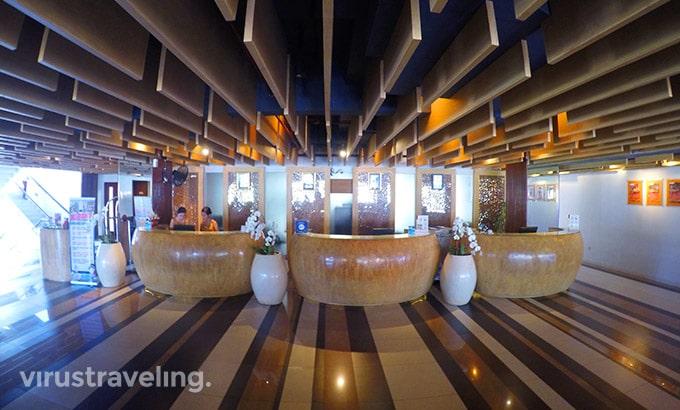 Lobby The One Legian Hotel Bali