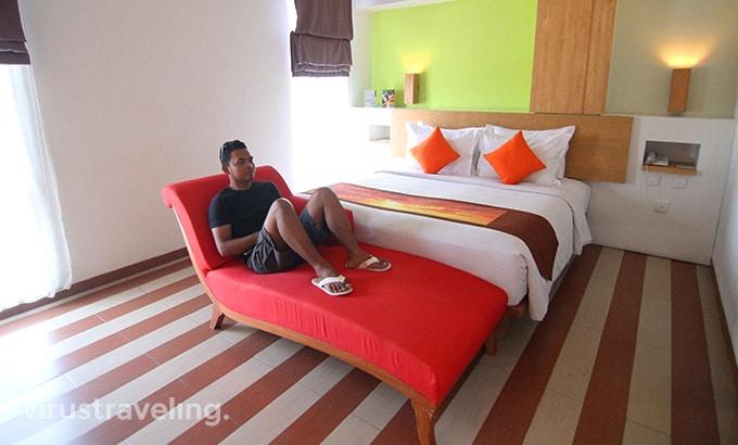 Suite Room The One Legian Hotel