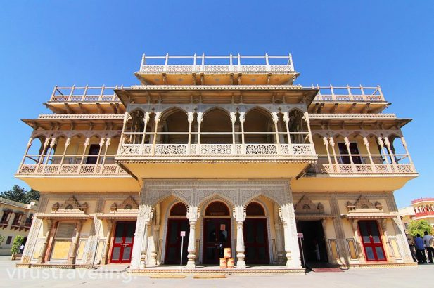 Mubarak Mahal City Palace Jaipur