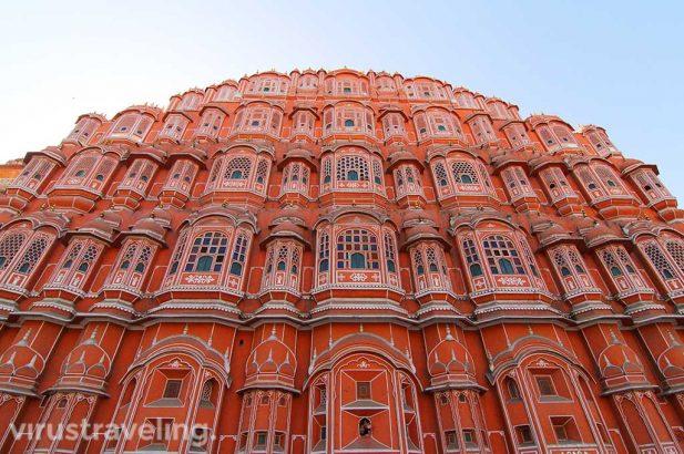 Tempat Wisata Dunia Hawa Mahal India