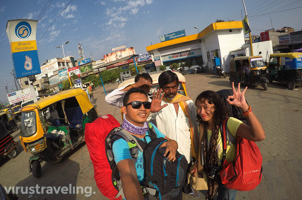 Backpacker ke India