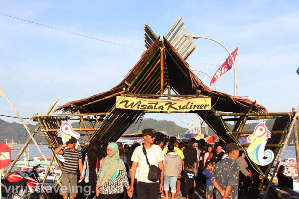 Wisata Kuliner di Festival Selat Lembeh