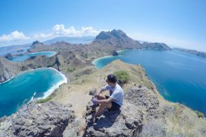 virustraveling Pulau Padar