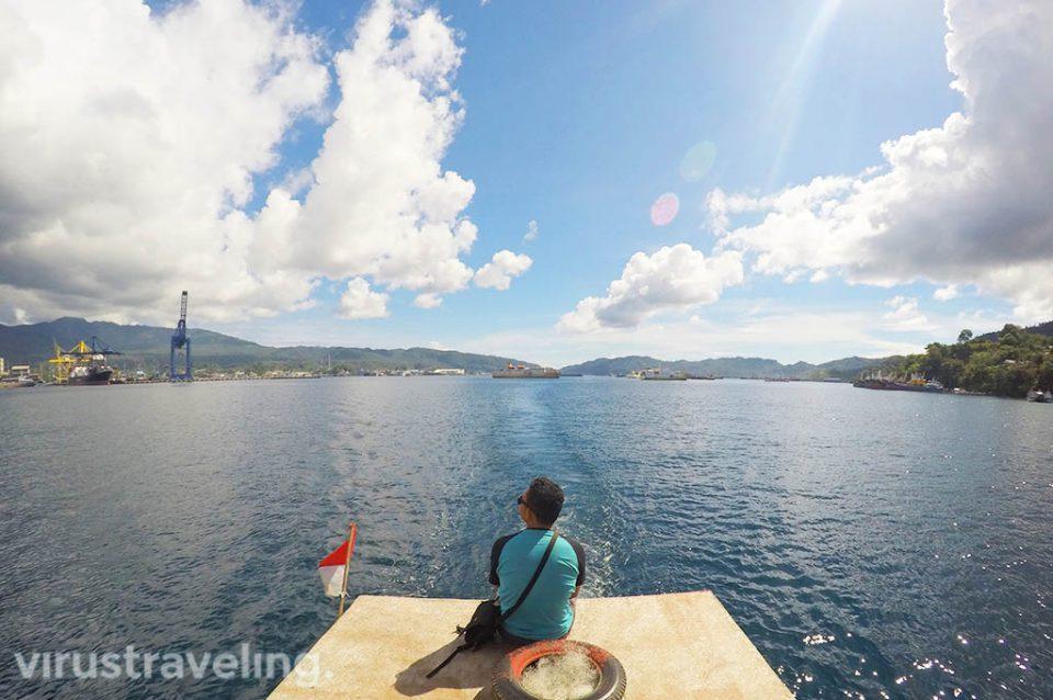 Perjalanan ke Pulau Lembeh