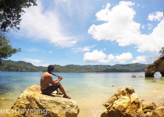 Tempat Wisata di Bitung Pantai Serena
