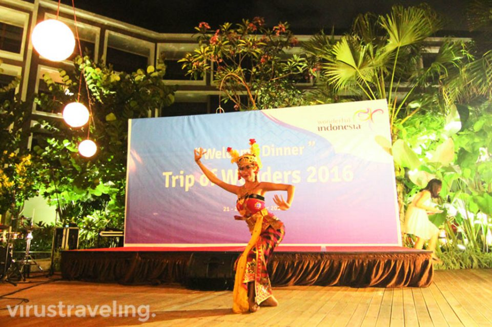 Trip of Wonders: Balinese Dance
