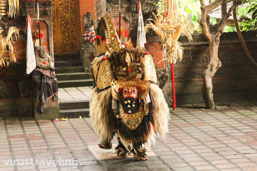 Trip of Wonders Tari Barong