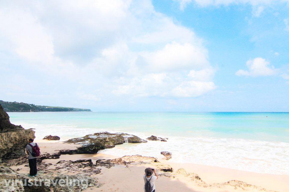 Tempat Wisata di Bali: Dreamland Beach