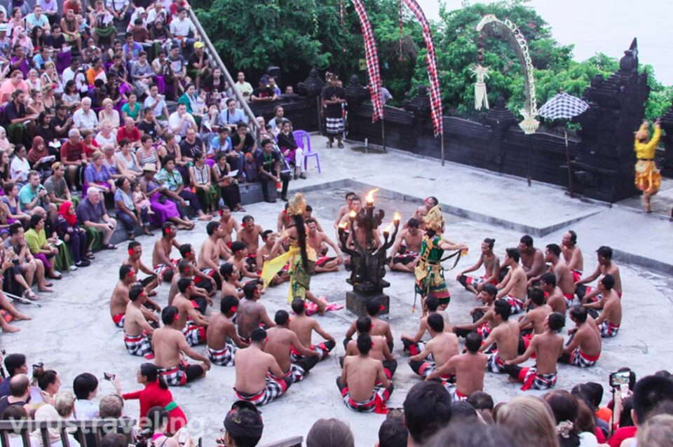 Trip of Wonders Kecak and Fire Dance Uluwatu