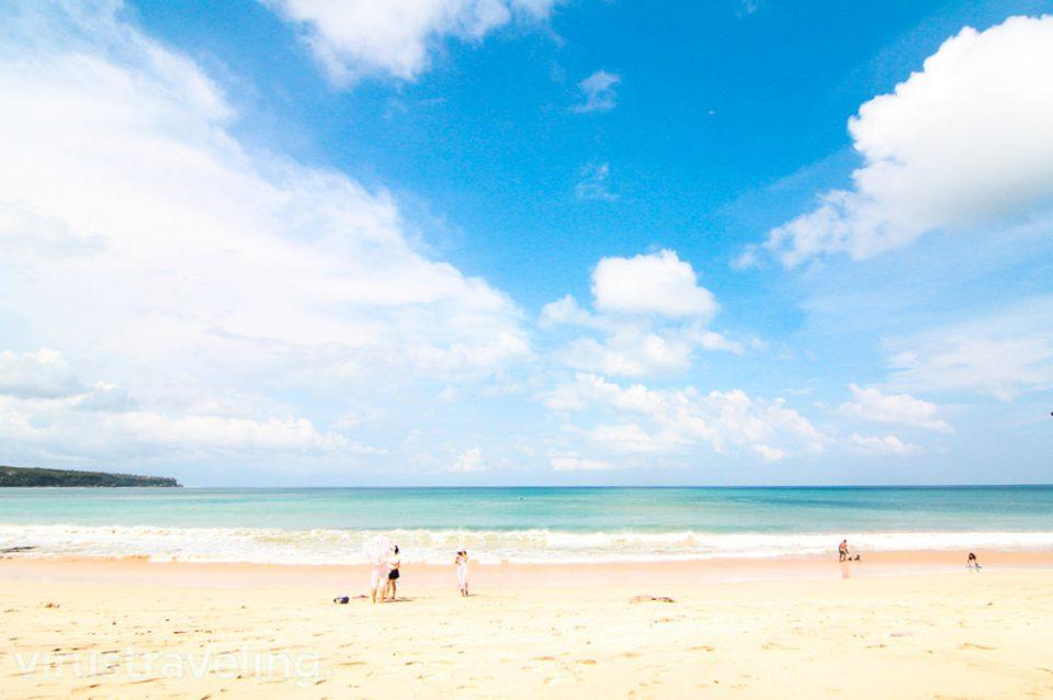 Tempat Wisata di Bali: Pantai Dreamland