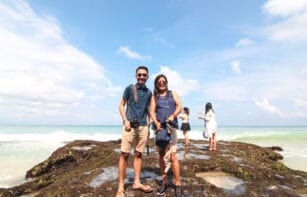 Trip of Wonders 2016: Filipinos at Dreamland Beach, Bali