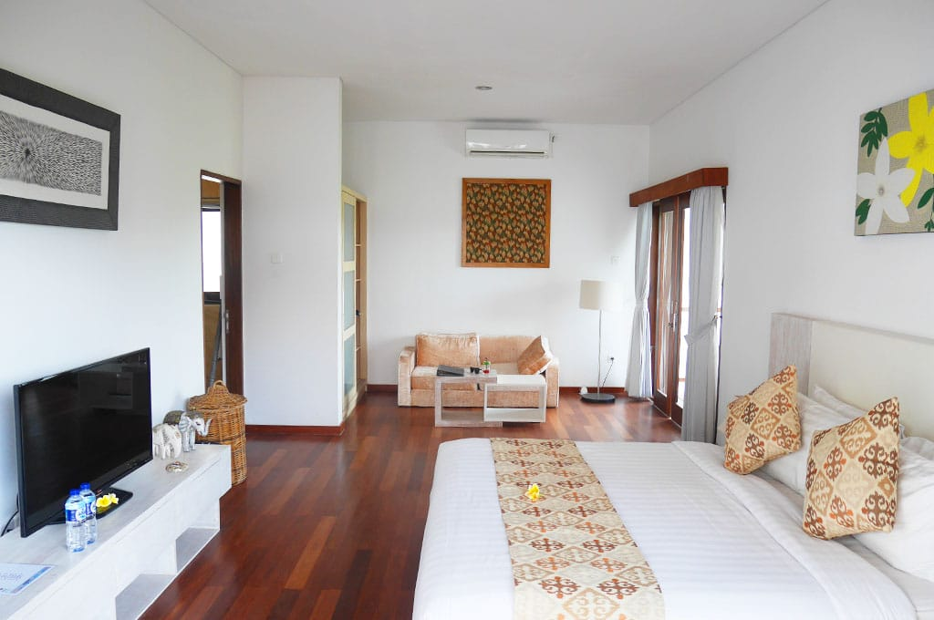 Bedroom Club B Residence Canggu