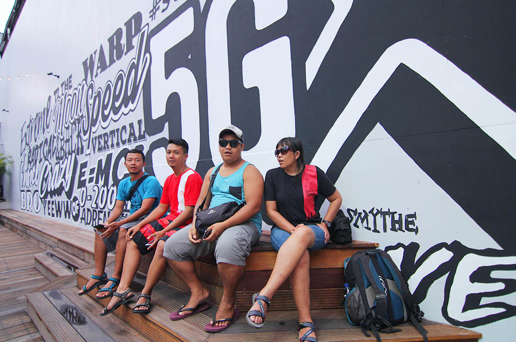 virustraveling with Travel Blogger Indonesia