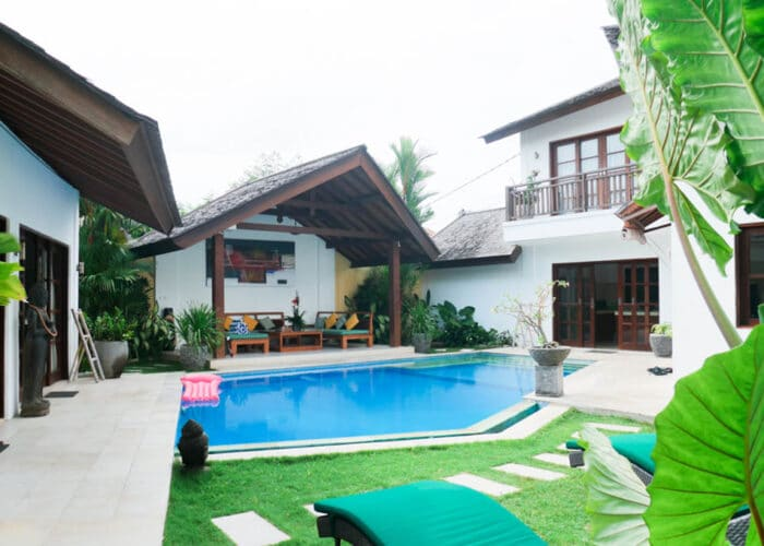 Villa Origami Seminyak Bali