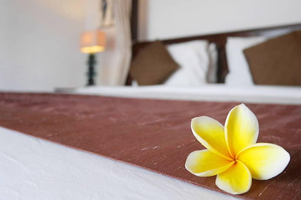 Master Bedroom Villa Origami Seminyak