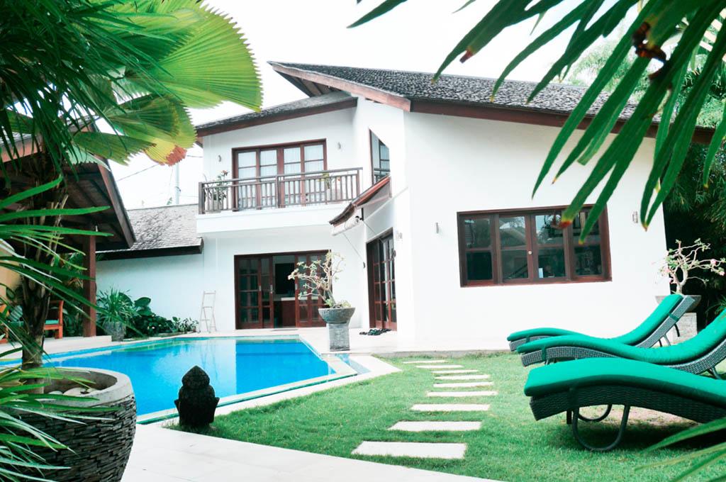 Villa Origami Seminyak