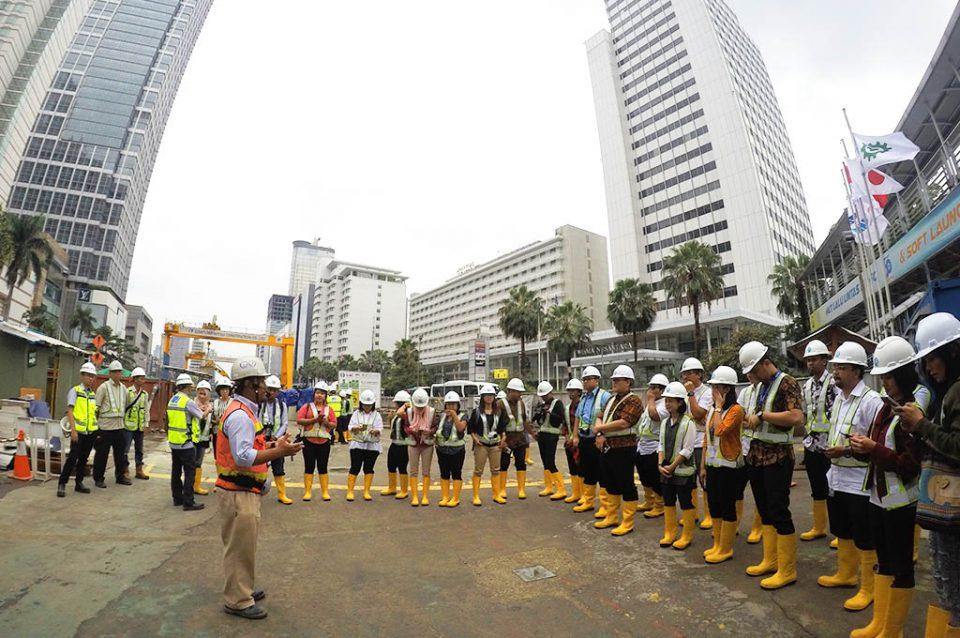 Briefing MRT Jakarta