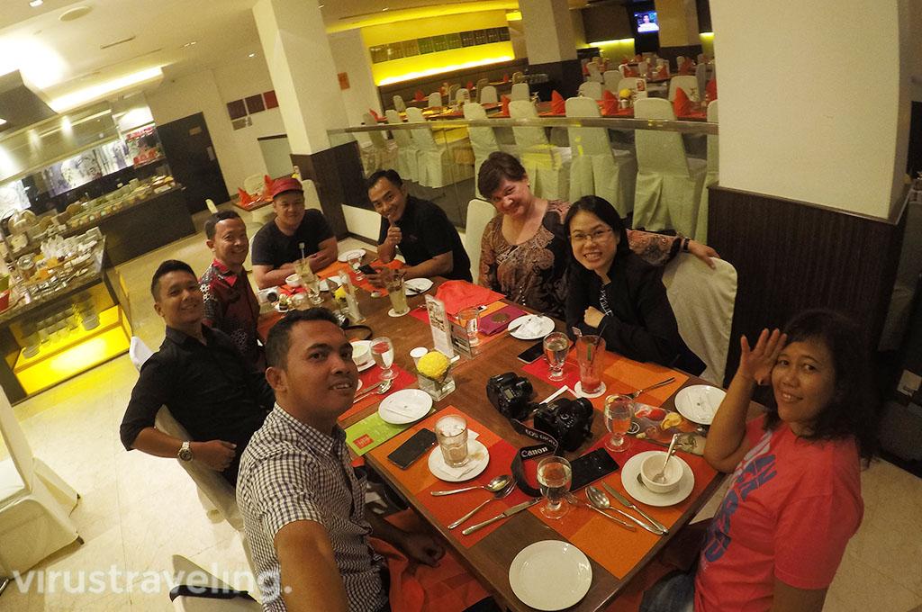Dining at Concorde Hotel Kuala Lumpur