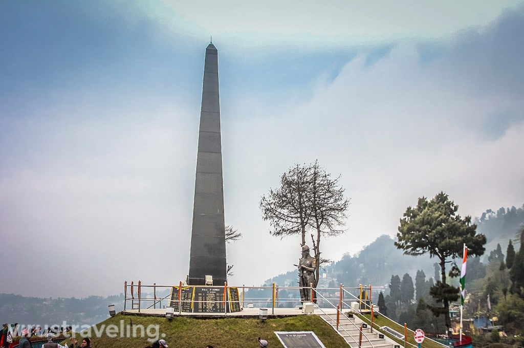 Gorkha War Memorial Darjeeling