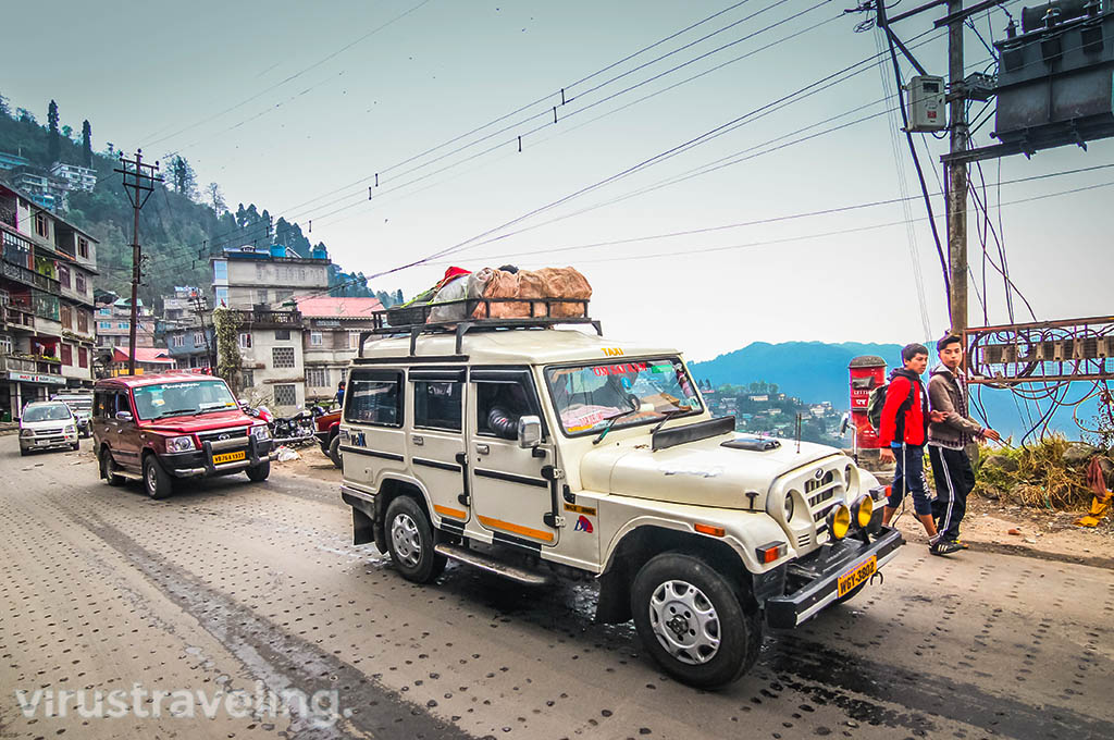 Share Jeep Darjeeling