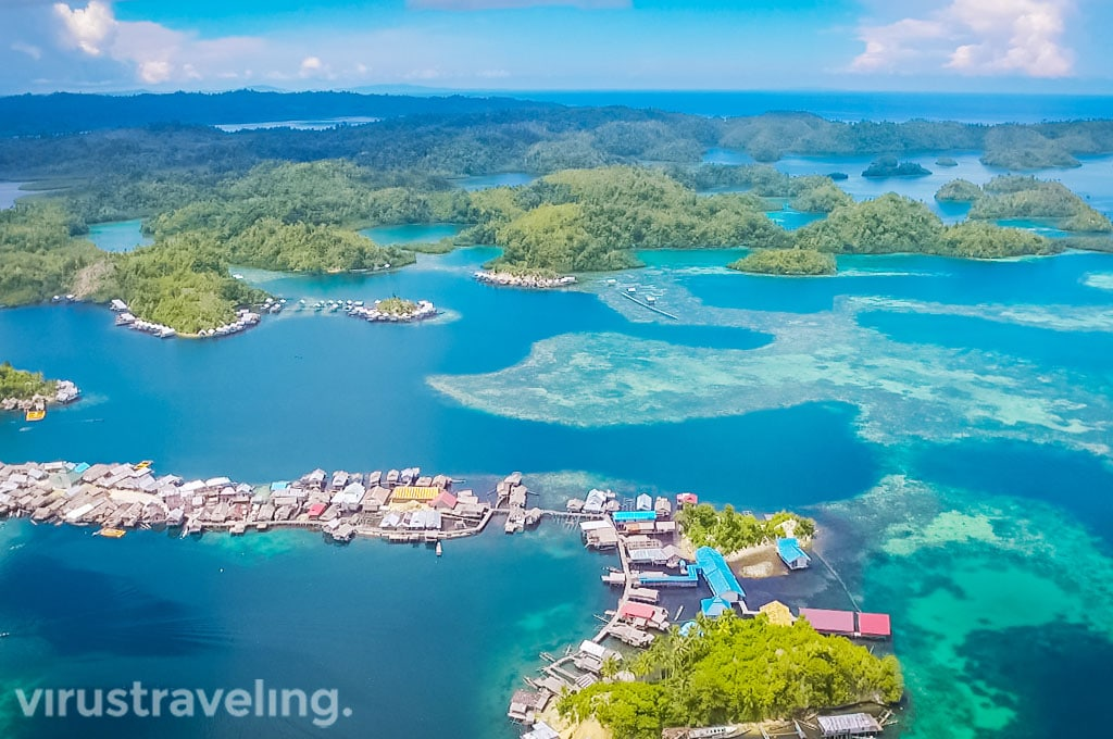 Kampung Suku Bajo Pulau Togean
