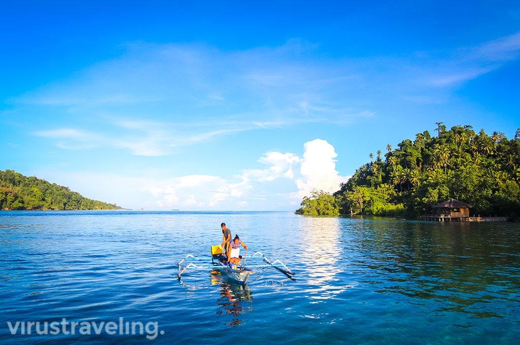 Pulau Katupat Togean Island