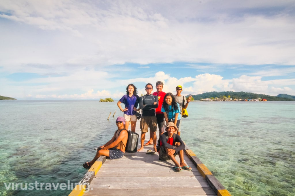 Pulau Papan Togean Islands