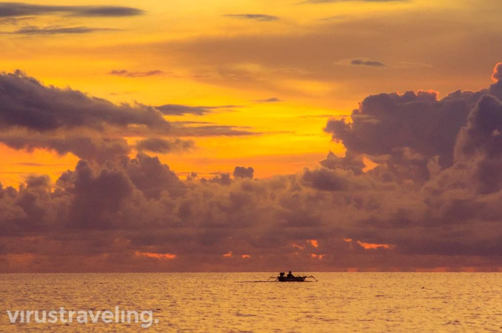 Sunset Togean Islands