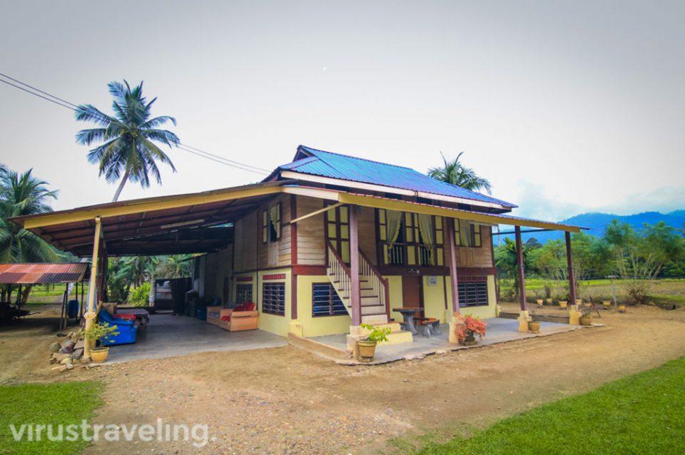 Homestay Labu Kubong Kuala Kangsar