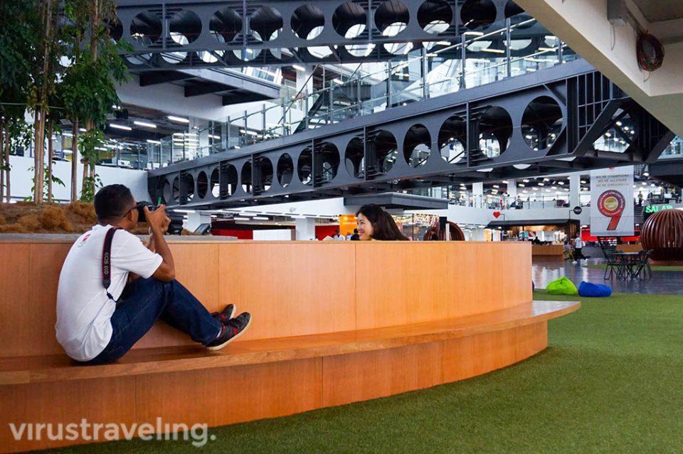 Activity RedQ AirAsia Headquarter