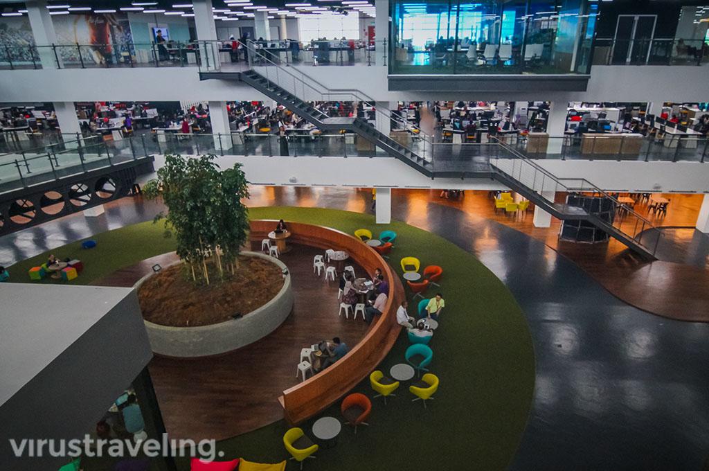 Atrium RedQ Airasia Headquarter