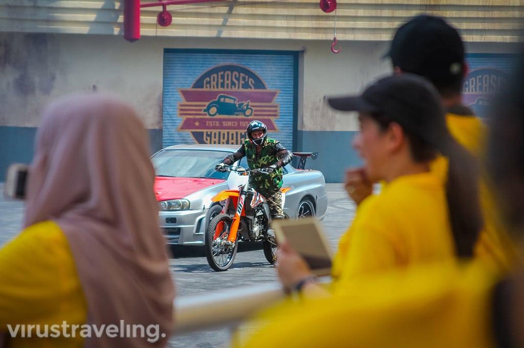 Stunt Legend Arena MAPS Perak