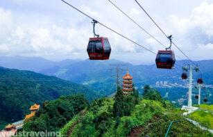 Liburan ke Malaysia Genting Highland virustraveling