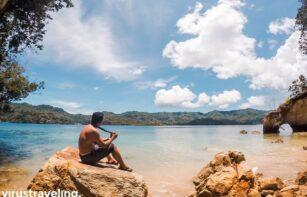 Wisata di Bitung Pantai Serena