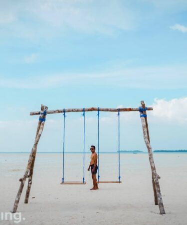 Pantai Ohoidertawun Pulau Kei