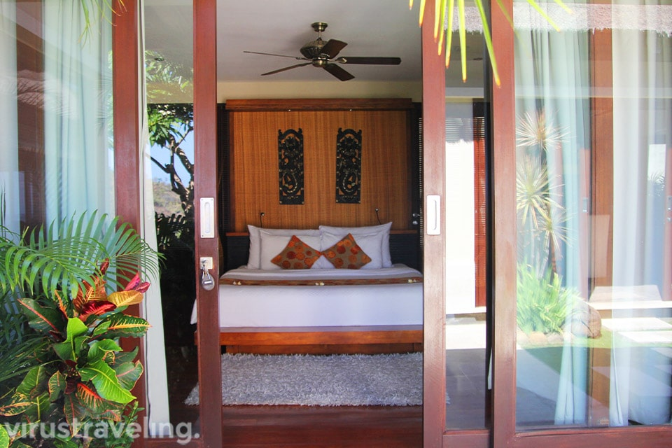 Bedroom The Griya Villas and Spa Amed