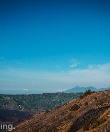 Kaldera Gunung Batur Bali
