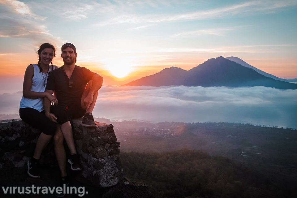 tempat wisata di Bali Sunrise Gunung Batur