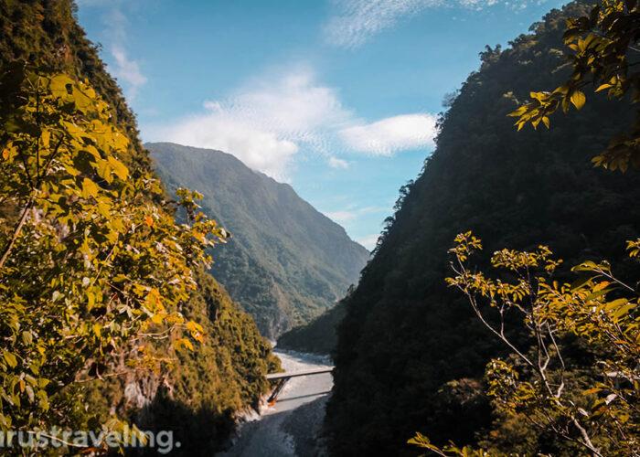 Jalan-jalan ke Taiwan Taroko Gorge