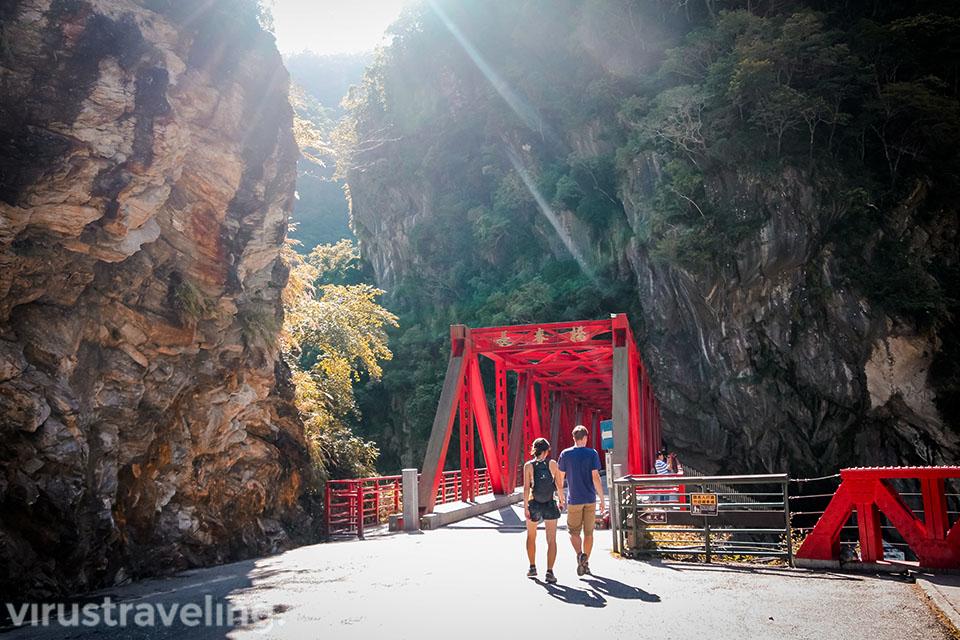 Jalan-jalan ke Taiwan Taroko Gorge Hualien