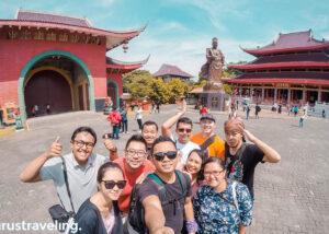 Bareng Travel Blogger Indonesia di Sam Poo Kong