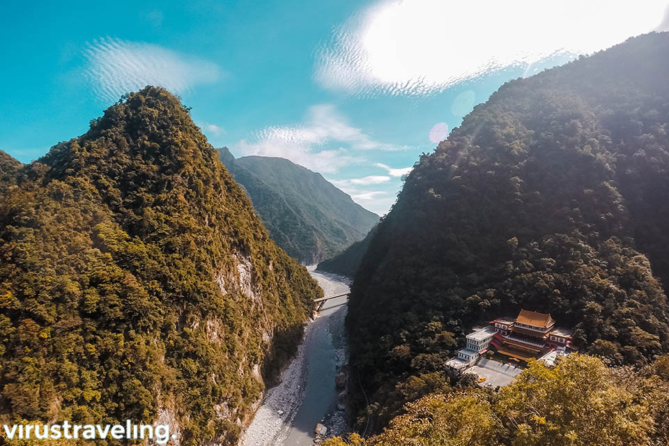 View Taroko Gorge dan Changuang Temple