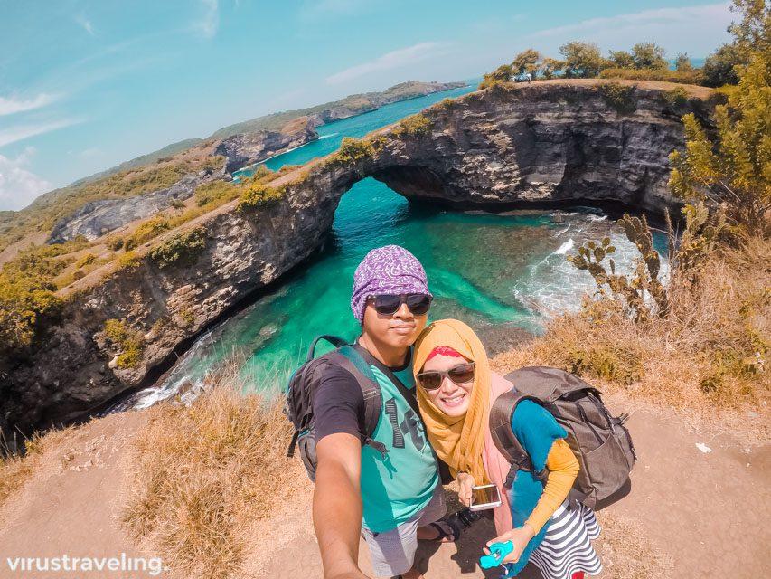 tempat wisata di Bali broken beach