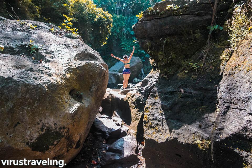 yuk berpetualang di hidden canyon beji guwang