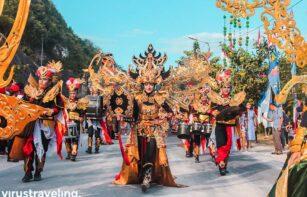 badung international art carnival