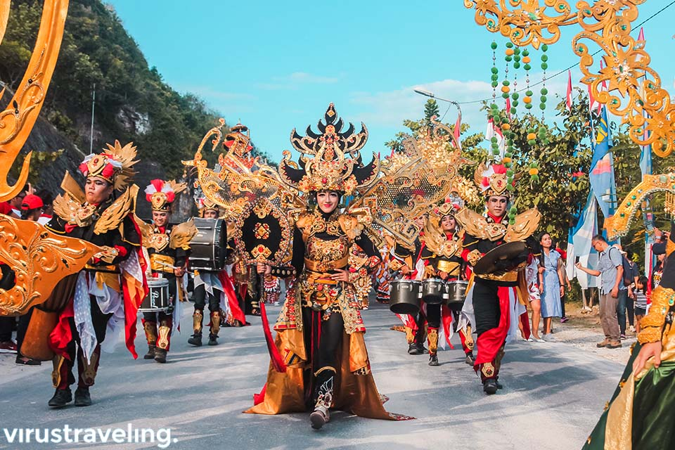badung international art carnival
