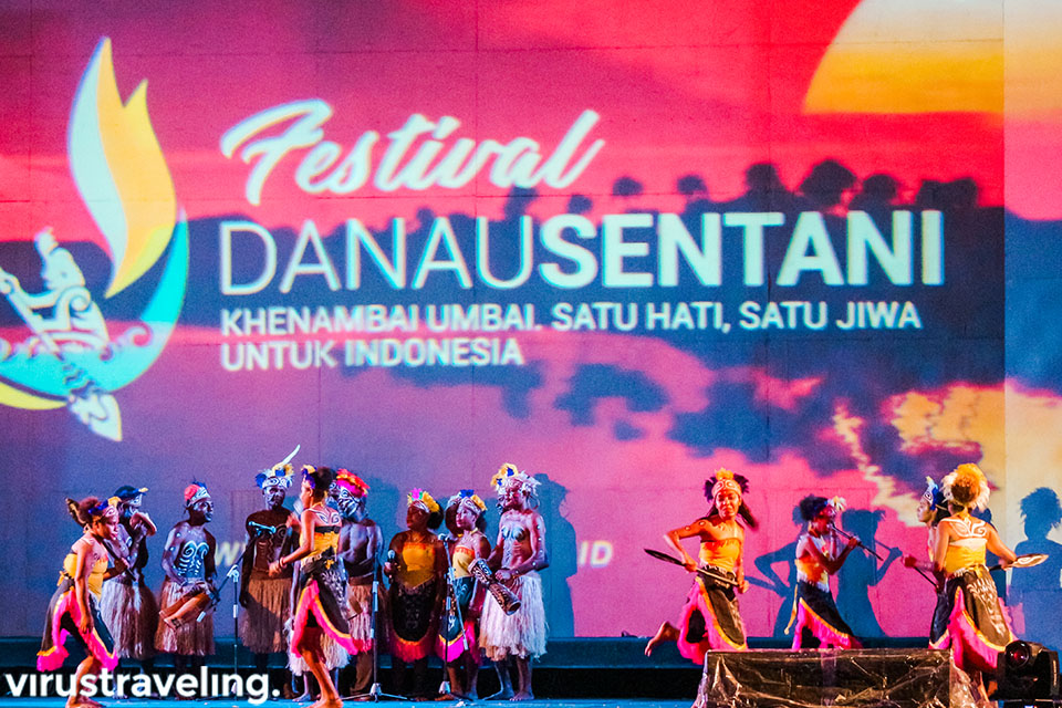 festival danau sentani 2018